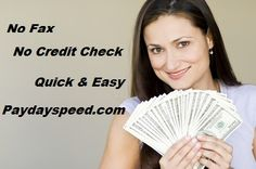 At paydayspeed.com try our hardest so that our clients were fulfilled by the administration. We try our hardest to locate the most proper offers for borrowers in our loan specialist database. All the loan specialists we chip in with have got a permit and are absolutely dependable.