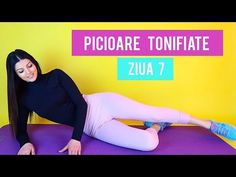 EXERCITII PENTRU PICIOARE/ ZIUA 7/ PICIOARE SUBTIRI SI TONIFIATE [HD] - YouTube Sports, Youtube, Style, Hs Sports, Swag, Sport, Youtubers, Outfits, Youtube Movies