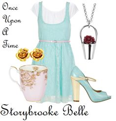Storybrooke Belle | Once Upon A Time