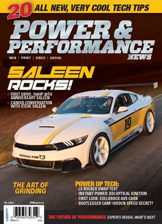 Check out our last print issue ofPower & Performance News, which is packed to the fuel rails with insightful tech articles and features on both current and classic American muscle cars.http://www.powerperformancenews.com/latest-print-editions/power-performance-news-2017-winter-issue/