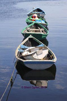"""rowboats""  fine art photography"