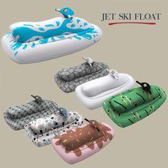 Decor: Jetski float from Leo 4 Sims