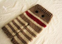 Free Crochet Pattern For Sock Monkey Pants : 1000+ images about Sock monkey Crochet Love on Pinterest ...