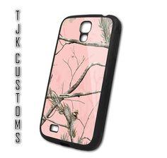 Samsung Galaxy S4 Case Galaxy S4 Case Galaxy Pink by TJKCustoms, $15.99