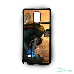 infamous 2 AR for Samsung Galaxy Note 2/3/4/5/Edge phonecase