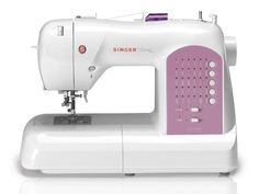 My new sewing machine - 30 Built-In Stitches, SwiftSmart™ Threading System, Drop