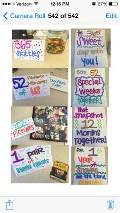 Cute first anniversary idea! Made this for my boyfriend! - October 26 2019 at , Cute first anniversary idea! Made this for my boyfriend! - October 26 2019 at , 1 Year Anniversary Boyfriend, Anniversary Ideas For Him, 1 Year Anniversary Gifts, First Anniversary, Presents For Boyfriend, Birthday Gifts For Boyfriend, Boyfriend Gifts, Bf Gifts, Noel Gifts