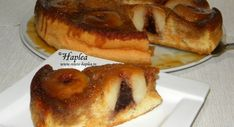 tort cu mere intregi caramelizate poza 18 French Toast, Cooking Recipes, Breakfast, Cake, Food, Pies, Sweet Treats, Morning Coffee, Cooker Recipes