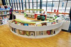 Machen Sie die erste Bibliothekseinführung für das Kind zu einem unvergesslichen Ereignis