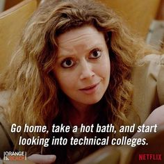 Orange is the New Black ~ #OITNB ~ Natasha Lyonne - a.K.a. Nicky Nichols