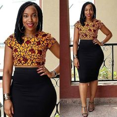 WE HAVE UNCOVERED THE ANKARA STYLES FROM THE FASHIONISTAS