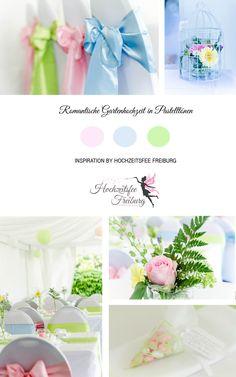 Hochzeit in Pastelltönen   Planung und Umsetzung: Hochzeitsfee Freiburg, Hochzeitsplanung & Events   www.hochzeitsfee-freiburg.de