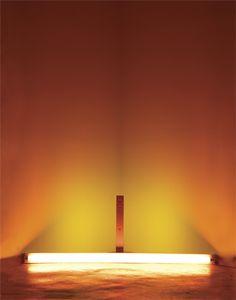 Dan Flavin Untitled (To Frank Stella), 1966