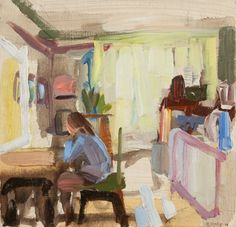 Close to Home - King Street Gallery on William Interior Paint, Interior Design, Street Gallery, Close To Home, Life Is Beautiful, Impressionism, Abstract Art, Tapestry, Paintings