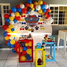 99478338 Pin by Erin on Hudson's Birthday in 2020 Paw Patrol Birthday Decorations, Paw Patrol Birthday Theme, Paw Patrol Birthday Invitations, Party Invitations, Boys First Birthday Party Ideas, 1st Boy Birthday, 3rd Birthday Parties, Balloons, Paw Patrol Pinata