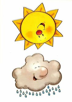 all about the weather crafts Puzzles For Kids, Activities For Kids, Crafts For Kids, Pre School, Sunday School, Weather Crafts, Animal Puzzle, Childhood Education, Clipart