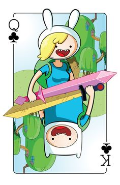 An 11 x 17 print of Fionna & Finn from Adventure Time. Adventure Time: Finn and Fionna Adventure Time Finn, Adventure Time Cartoon, Futurama, Abenteuerzeit Mit Finn Und Jake, Adveture Time, Adventure Time Wallpaper, Land Of Ooo, Chibi, Jake The Dogs