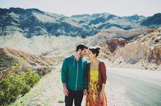 las vegas desert  couples / engagement / lifestyle photos