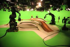tv broadcasting studio design - Google Search