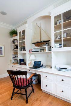White Home Office Desks