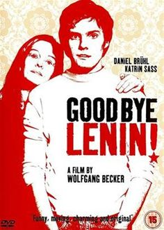 #GoodbyeLenin! In short, the film is about a son and daughter who go to increasingly inventive lengths to protect their mother from the cultural and social changes associated with the fall of the Berlin wall.  #DanielBruhl is superbly cast and #ChulpanKhamatova is a fetching co-star who should really demand more screen time.  A fascinating tale of a family dealing with the dynamism of political change… Divorced Dads Cinema Club Rating  81% – A heartwarming and entertaining satire