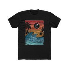 California surf shirt   Etsy Surf Shirt, T Shirt, California Surf, Workout Shorts, Surfing, Design Ideas, Trending Outfits, Mens Tops, Etsy