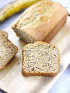 Cake à la banane / banana bread (USA) : Recette de Cake à la banane / banana bread (USA) - Marmiton