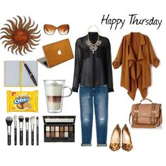 """""""Happy Thursday"""" by hello-kitty-ro on Polyvore"""