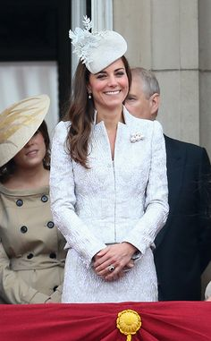 Kate Middleton, Prince William and Prince Charles attend Trooping the Colour - Photo 19 | Celebrity news in hellomagazine.com
