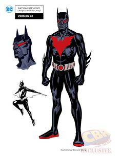 First Look at DC Rebirth Designs For Bizarro, Red Robin, Batman Beyond & More