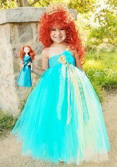 Merida Valiente, nueva princesa Disney