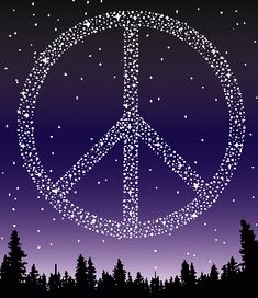 "Hippie love: The creation of the ""Peace Sign"". Description from pinterest.com. I searched for this on bing.com/images"