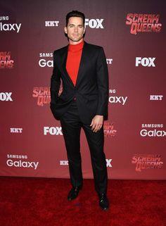 Matt Bomer Italia | Actor Matt Bomer arrives at the premiere of FOX...