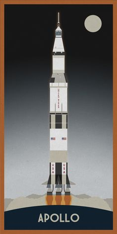 Apollo/Saturn V The BEST Rocket ever built and flown!!!!!