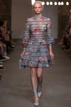 Zimmermann Spring Summer 2016. New York Fashion Week
