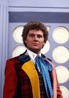 The Doctors - promo pics - The 6th Doctor - Colin Baker