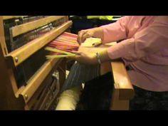 Weaving Finnish birdseye