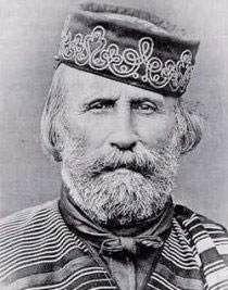 La spedizione dei Mille: Garibaldi raccolse circa 1100 volontari e poté così organizzare un vero piccolo esercito, dove vi era anche una donna.  Garibaldi andava a sostenere una rivolta già esplosa, sicuro del sostegno popolare...