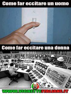 Come far eccitare un uomo e come far eccitare una donna :D (www.VignetteItaliane.it)