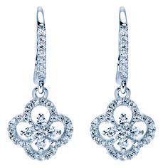 #Gabrielco #Earrings #Diamonds  EG11297W45JJ