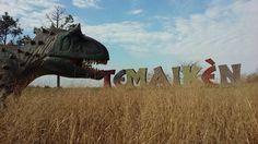 Este invierno llegan los dinosaurios a Temaikèn