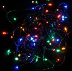 64 LED Battery Operated Outdoor and Indoor String Lights with Auto Timer Feature and 8 Functions, Multi-color – 30 Day Batteries Battery Operated String Lights, Solar Led String Lights, Festival Decorations, Light Decorations, Christmas String Lights, Picnic Time, Seasonal Decor, Color, Amazon