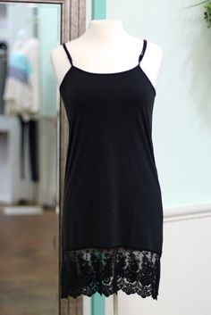 G star black dress extender