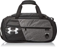 Under Armour Undeniable Duffle Gym Bag - CxZas Mens Gym Bag, Under Armour, Gym Accessories, Best Gym, Side Bags, Best Bags, Unisex, Small Bags, Side Panels