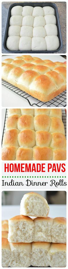 Homemade Ladi Pav and Buns - Tested and tried, eggless and homemade Ladi Pav and Buns recipe. Fabulous Mumbai Ladi pav that are easy to make, light, fluffy with good flavor and hearty texture.