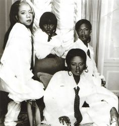 """Xscape is a female American R&B quartet that had a string of hit songs during the early and mid 1990s. The original lineup of the group consisted of sisters LaTocha Scott (""""Meatball"""") (born October 2, 1973) and Tamika Scott (""""Juicy"""") (born November 19, 1975), along with Kandi Burruss (born May 17, 1976) and Tameka Cottle (""""Tiny"""") (born July 14,1975)."""