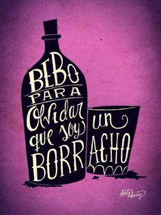 Bebo para...