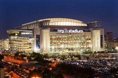 NRG Stadium-  Houston Texans