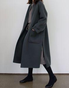 L& arrive - A / W 18 - Inspiration - Mode - Automne - Hiver - Anniken - Un . Mode Outfits, Winter Outfits, Fashion Outfits, Womens Fashion, Fashion Trends, Fashion Tips, Petite Fashion, Look Fashion, Korean Fashion