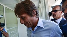 No Respite: Tribunal upholds Juventus manager Antonio Conte's 10-month ban for match fixing.